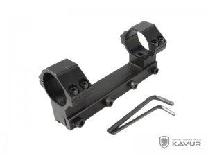 Nosač šina 11mm Medium Ø30 mm - AL