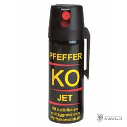 Pfefferspray-KO-Jet-Strahl-